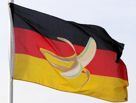 Bananen-Flagge